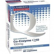 Lamberts Co-Enzyme Q10 100mg 60 κάψουλες