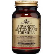 Solgar Advanced Antioxidant Formula 120 φυτικές κάψουλες