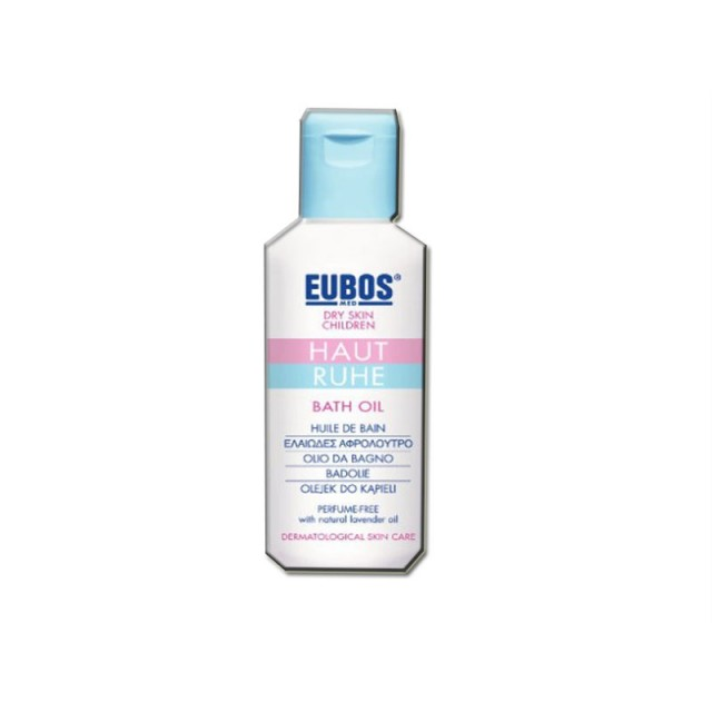 Eubos Baby Bath Oil 125ml