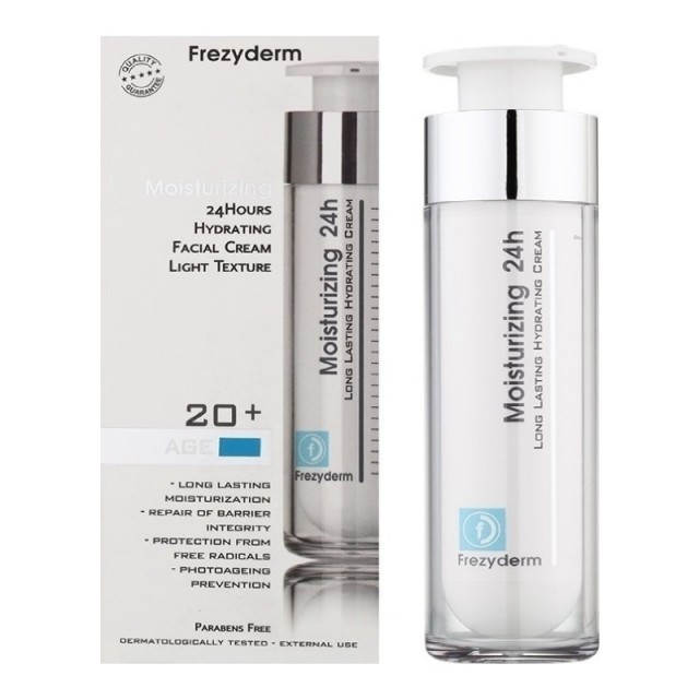 FREZYDERM MOISTURIZING 24h CREAM 50ML
