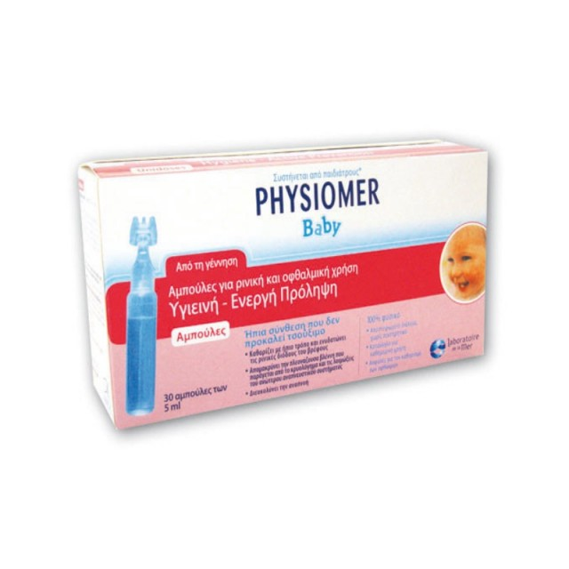Physiomer Unidoses 30Amp x 5ml